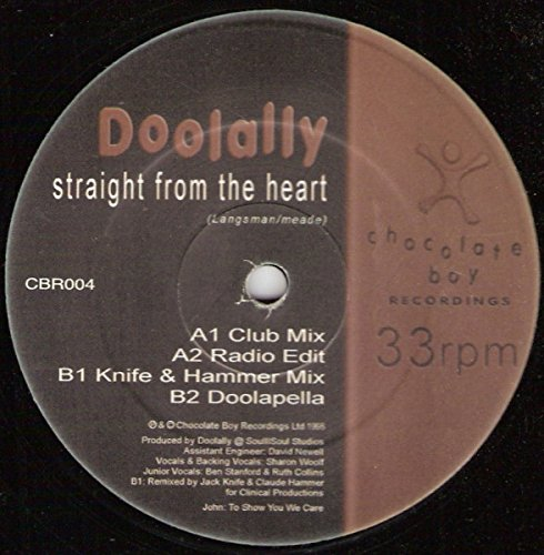 doolally straight from the heart mp3