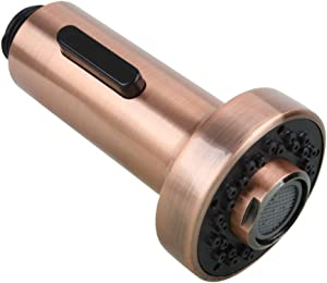 Copper Pull-Out Spray Head Replacement Part for Kitchen Sink Faucet (AK213) - Akicon