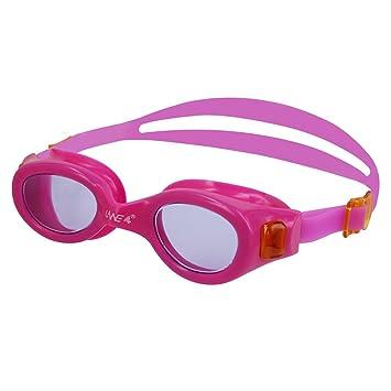 90f1f78b191 LANE4 Junior Swim Goggle - One-piece Frame Soft Seals