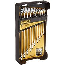 DEWALT DWMT72167 Combination Wrench Set (10 Piece)