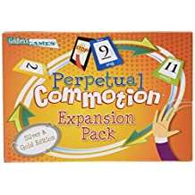 Goldbrick Games Perpetual Commotion, Silver and Gold