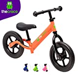 Best Balance Bike For Toddlers - TheCroco Aluminum Lightweight Balance Bike for Toddlers Review