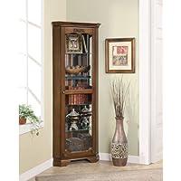 Amazon Com Display Amp Curio Cabinets Home Amp Kitchen
