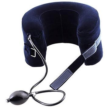 D & F cervical Neck tracción tipo de dispositivo C - Cojín ...