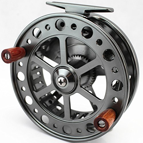 m Center PIN CENTERPIN Float Fishing Reel 113.5MM 4 1/2 INCHES Steelhead Salmon Trotting Fishing ()