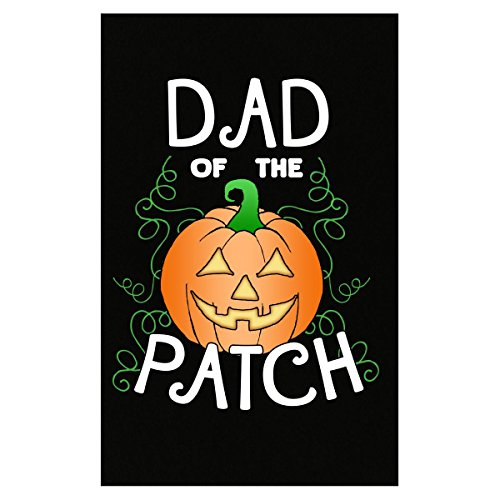 Halloween Dad Of The Pumpkin Patch - Poster