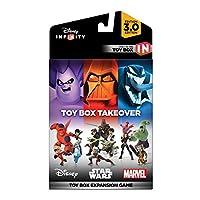 Disney Infinity 3.0 Edition: Adquisición de Toy Box (un juego de expansión de Toy Box) - No específico de la máquina