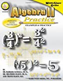 Algebra II Practice Book, Barbara R. Sandall and Melfried Olson, 1580373267