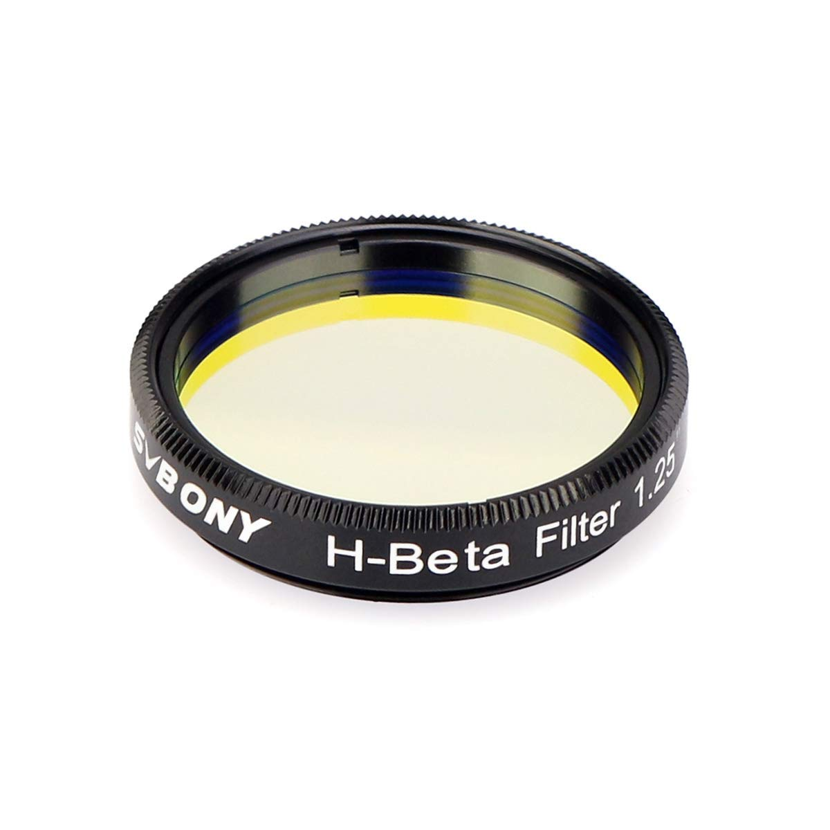 SVBONY SV132 H-Beta Filter 25nm 1.25 inches Eyepiece Filter for Horsehead Nebula California and Cocoon Nebulae in Dark Skies by SVBONY