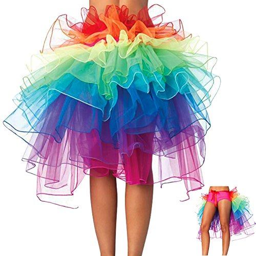 Neon  (Tutu Costume For Adults)
