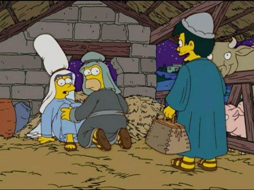 (Simpsons Christmas Stories)