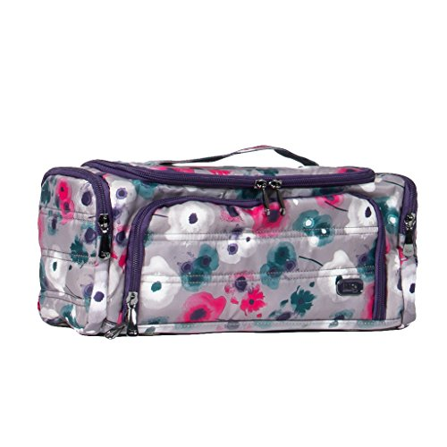 Price comparison product image Lug Women's Trolley Toiletry Case, Water Pearl, Watercolor Pearl