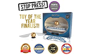WOW! Stuff Collection Harry Potter Mystery Flying Snitch – Award Winner!