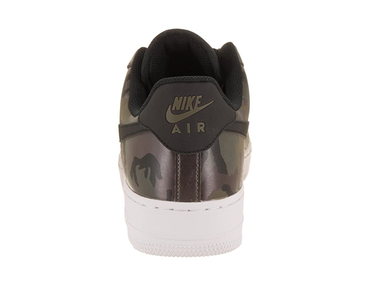 Nike Air Force 1 07 Lv8, Zapatillas de Gimnasia para Hombre: Amazon.es: Zapatos y complementos