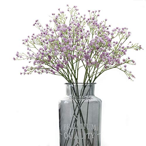 Dried Wildflower - Crt Gucy Artificial Flowers 9Pcs 21
