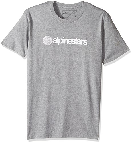 72000 Heather Homme Gris T Alpinestars 1037 shirt CnA5f