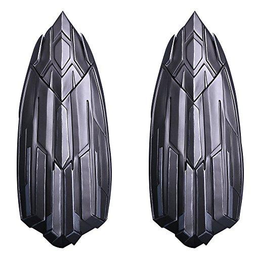 Zhengcos 2018 New Captain Cosplay America Shield Vibranium Shield (Double (New Captain America Costumes)