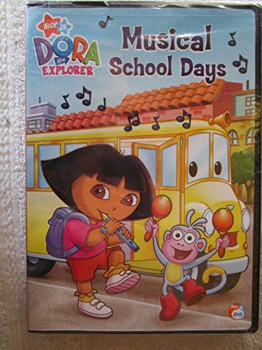 Dora the Explorer - Musical School - Bicycle Dora The Explorer
