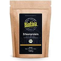 Arvetproteinpulver biologiskt 1 kg – 83 % proteininnehåll – 100 % arvproteinisolering – Högsta biokvalitet – fri från…