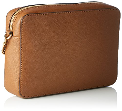 Michael Kors Damen LG EW Crossbody Umhängetaschen, Braun (Luggage 230), 24x16x7 cm 2