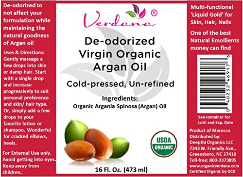 Buy organic argan oil