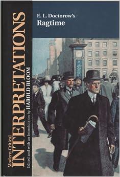 Book 'Ragtime' (Modern Critical Interpretations)