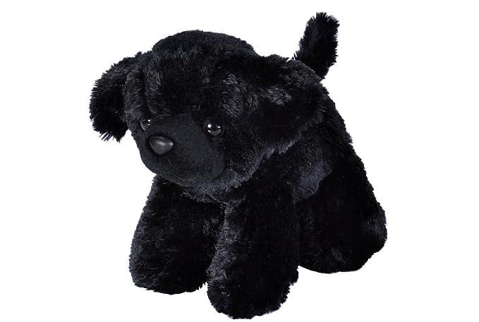 Amazon.com: Wild Republic Black Labrador Plush, Stuffed Animal, Plush Toy, Gifts for Kids, HugEMS 7