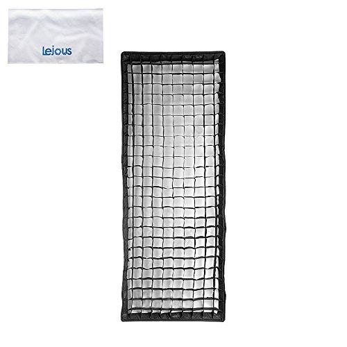 Godox Softbox 35x160cm / 14''X 63'' Bowens Mount Softbox with Honeycomb Grid for Studio Strobe Flash Light by Godox