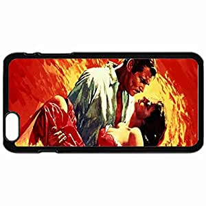 Cover Case For Iphone 6 4.7 Inch Gone With The Wind Custom Fashion Hard Plastic Case Cover For Men