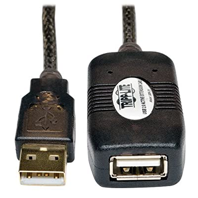 Tripp Lite USB2.0 A/A Active Extension/Repeater Cable