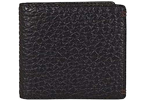 Lodis Accessories Men's Borrego RFID Harvey Money Clip Bifold Black Wallet ()
