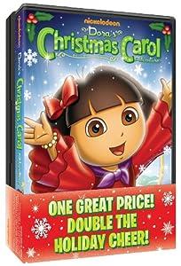 Amazon.com: Dora the Explorer: Dora's Christmas Carol Adventure ...