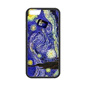 diy zhengStarry Night Space Nebula Universe Pattern Snap on Case Cover for Personalized Case for Ipod Touch 5 5th (Laser Technology) Case Screen iPhone -02