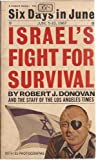 Israel's Fight to Survive, Penguin Books Staff, 0451032861