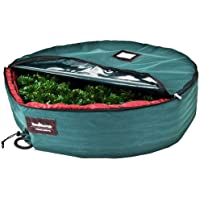 Christmas TreeKeeper Pro Wreath Storage Bag - For 48 inch Wreaths