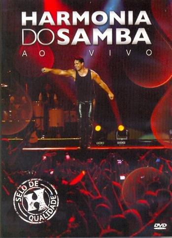 harmonia do samba selo de qualidade cd
