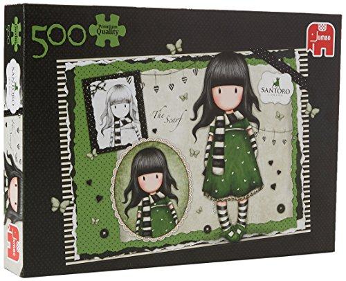 Jumbo 618539 Puzzle La Sciarpa