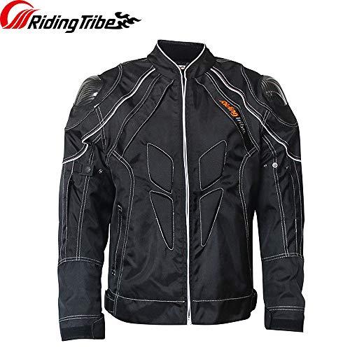 All Seasons Motorcycle Jacket Motocross Off-Road Racing Biker Protective Gear Armor