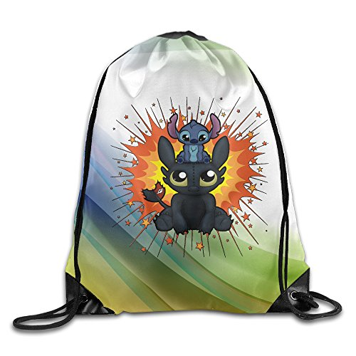 D2 Funny Can I Sit Here Drawstring Bags