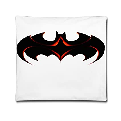Batman manta funda de almohada caso 18 x 18 pulgadas: Amazon ...