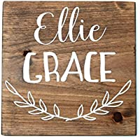Personalized baby gifts, Wood sign for bedroom, Childs room decor, Personalized nursery decor, Custom wood signs