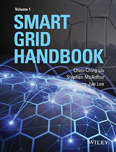 Smart Energy Manual (Smart Grid Handbook, 3 Volume Set)