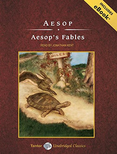 aesops-fables-with-ebook-tantor-unabridged-classics