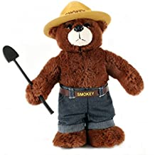 Education Outdoors Smokey Bear Plush, 12""