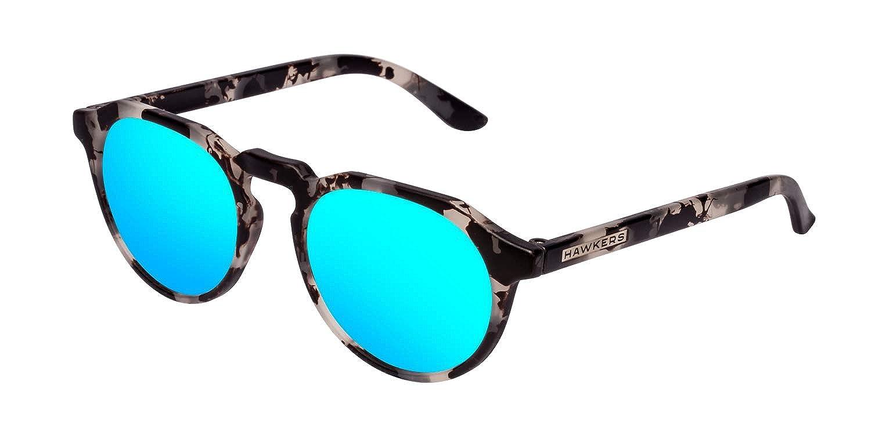 Hawkers W18TR07 Gafas de Sol, Gris, 5 Unisex