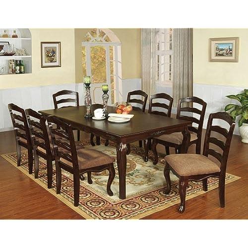 9 Piece Dining Room Sets: Amazon.com