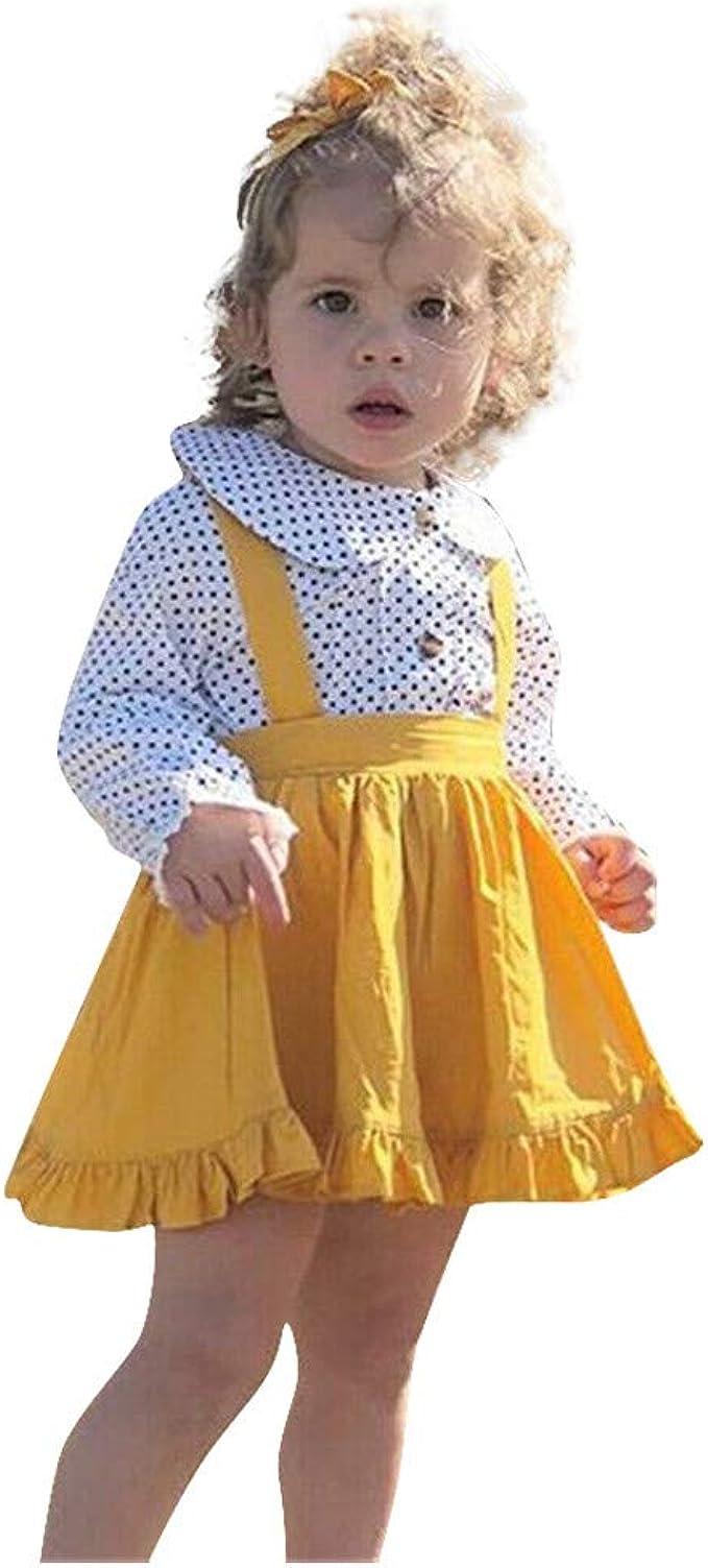 Conjuntos para Bebés Niñas Otoño Invierno Moda 3 Piezas Bebé Niña ...
