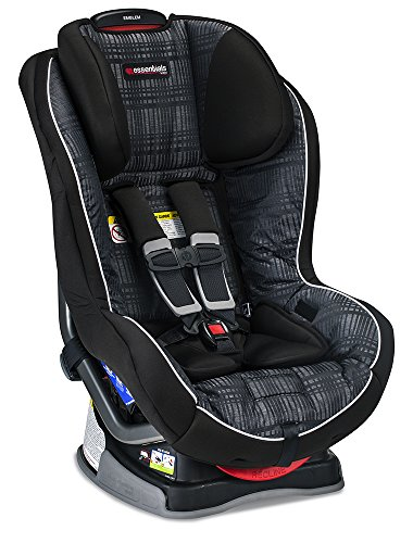 - Britax Emblem Convertible Car Seat, Domino