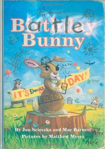 Birthday Bunny - Battle Bunny
