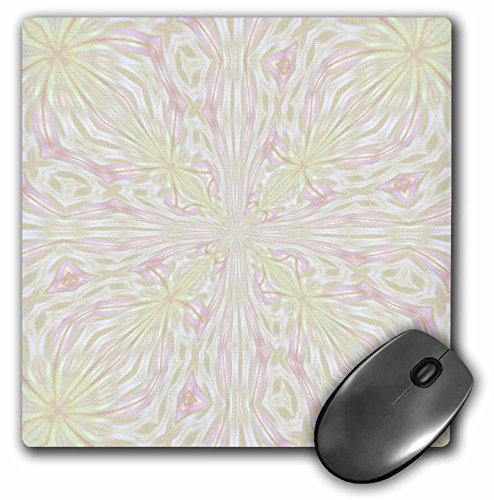 Light Neutral Pattern Earth (3dRose Patricia Sanders Creations - Light Neutral Earth Pattern II - MousePad (mp_26159_1))